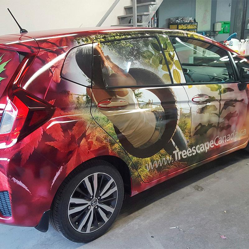 Vehicle Wraps – Astley Gilbert